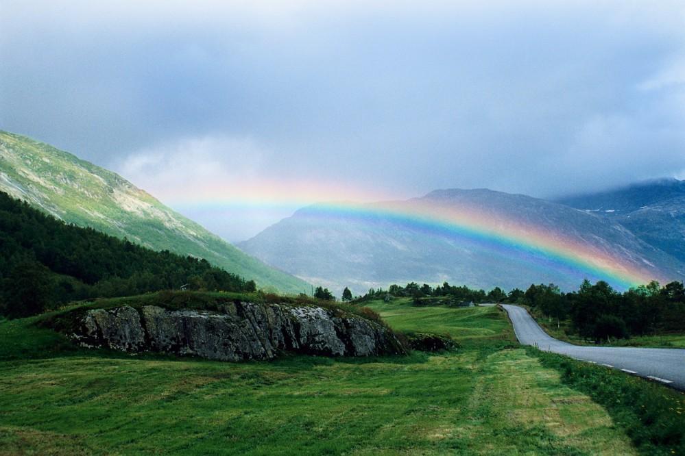Driving Through a Rainbow (5/6)