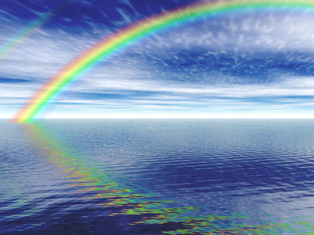Driving Through a Rainbow (6/6)